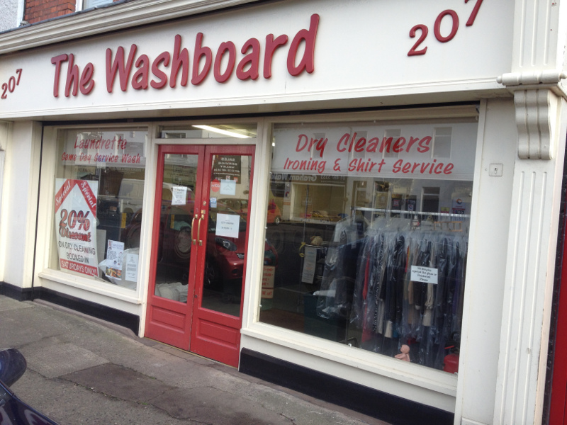 The Washbaord Dublin